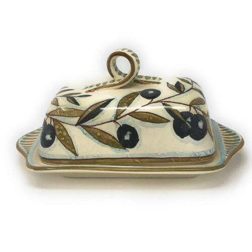 Butter dish country