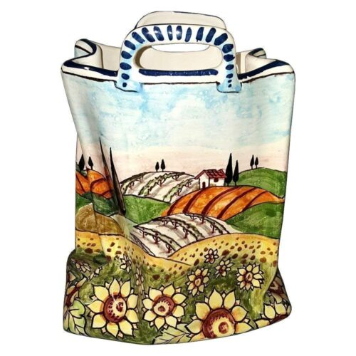 Panter flowerpot