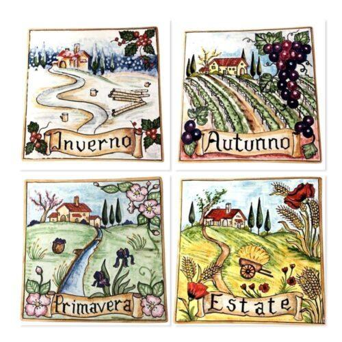 Set Tile Seasons