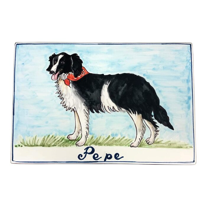 Custom panel dog