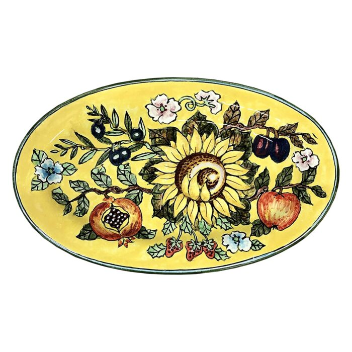 Tray Tuscan yellow