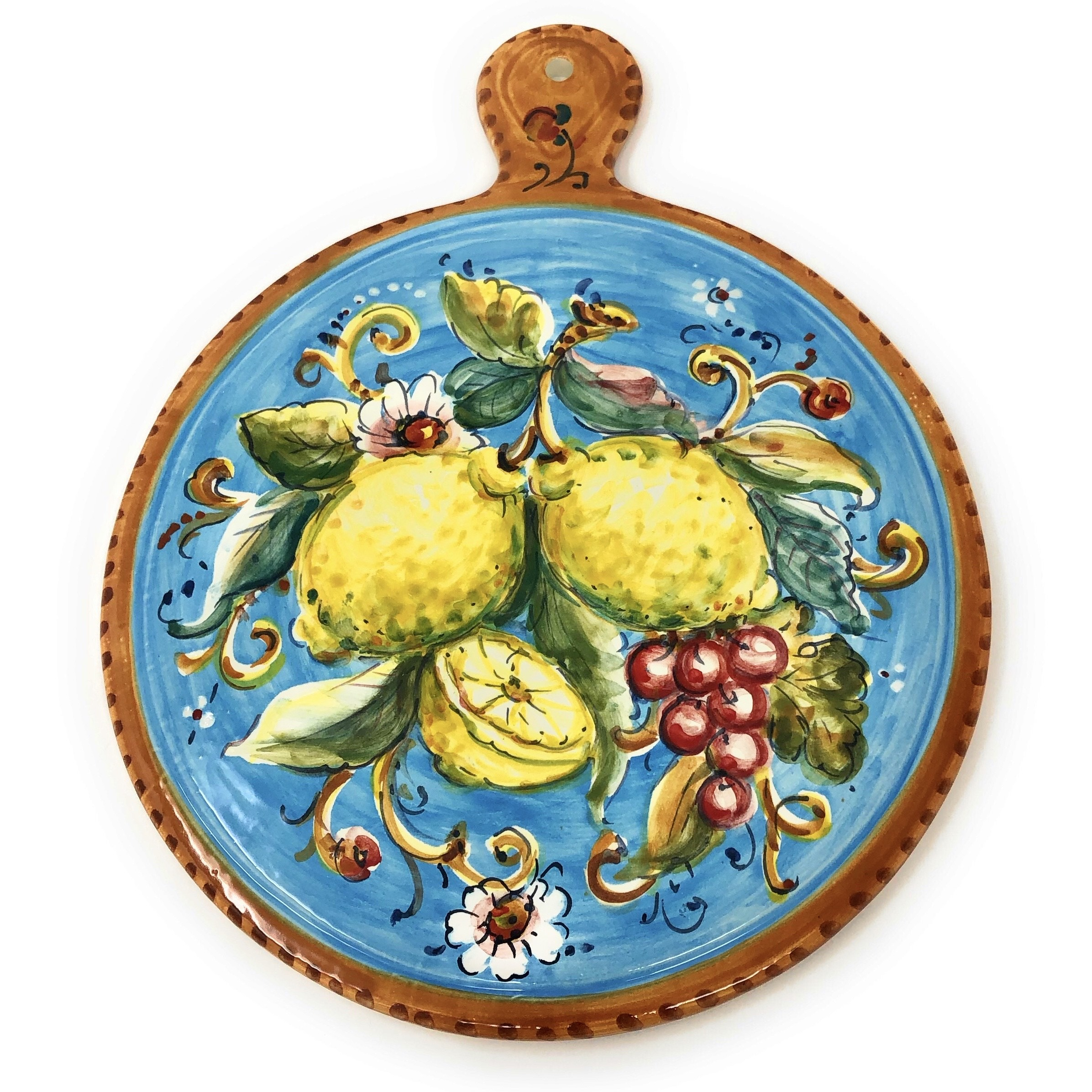 Trivet Amalfi lemons