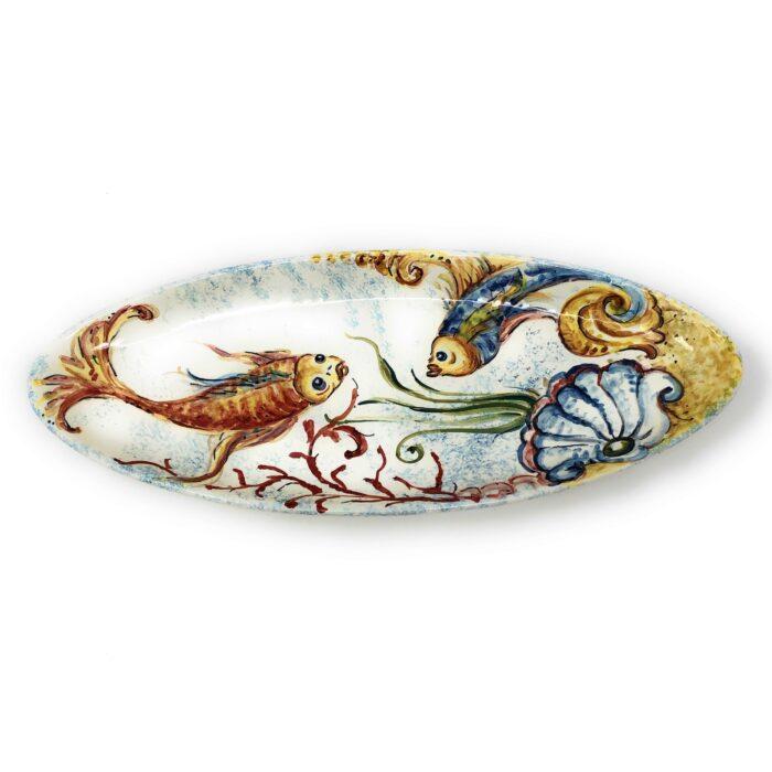 Tray fish