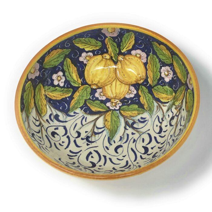 Bowl Three lemons
