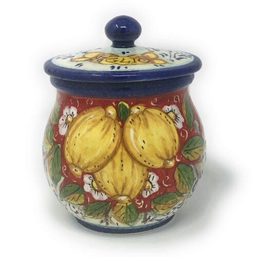Jar garlic