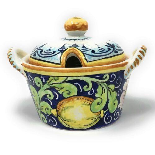 Cheese-sugar bowl