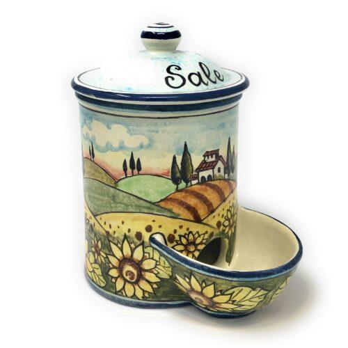 Jar salt
