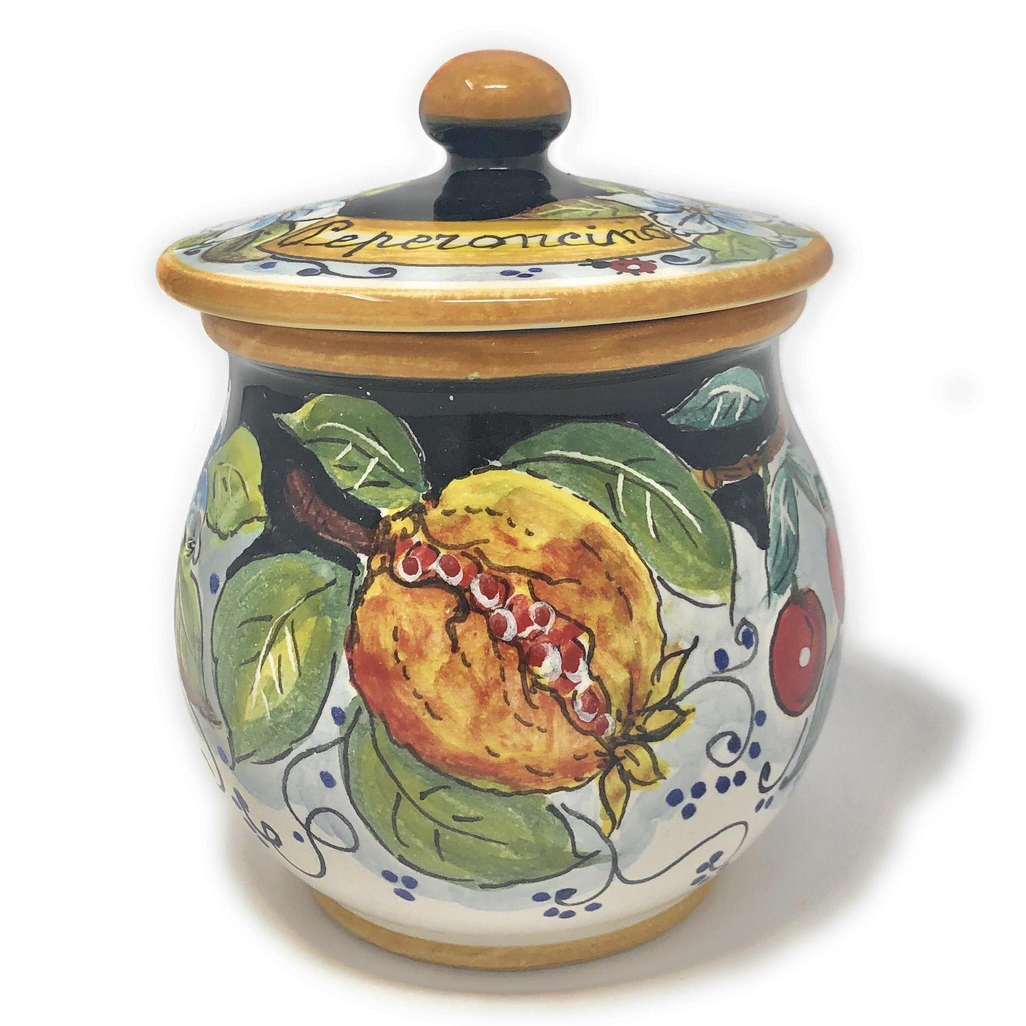 Jar pepper