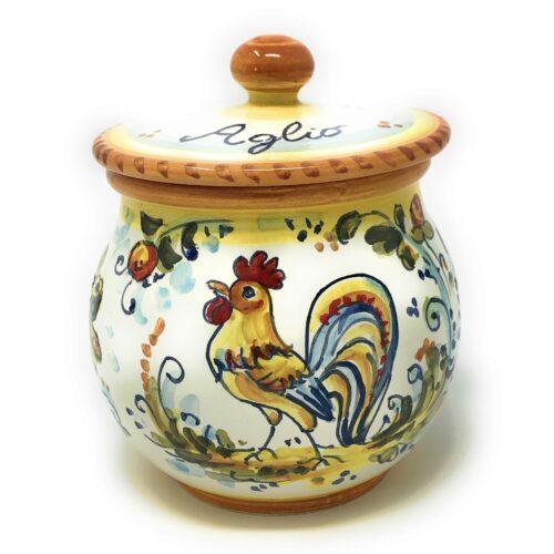 jar garlic