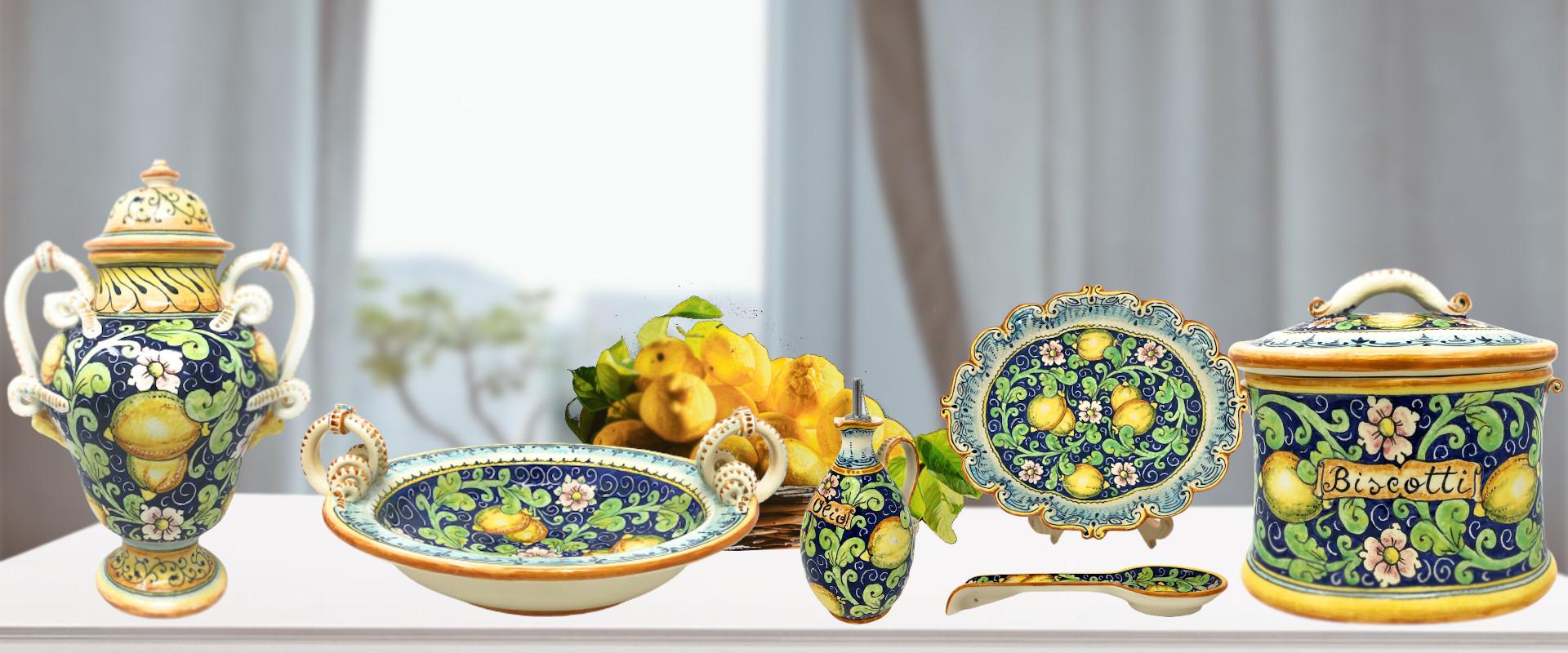 italian ceramic tuscan