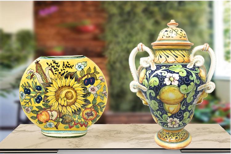 vases and amphorae