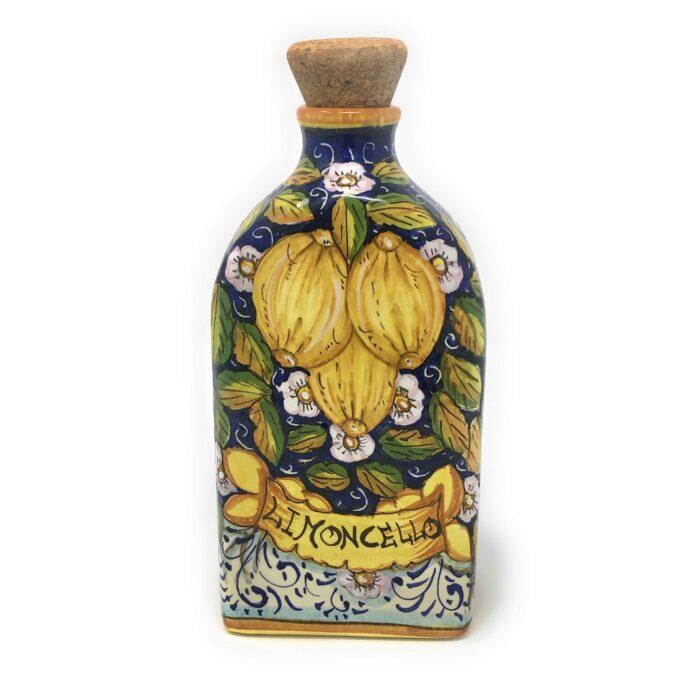 Limoncello bottle
