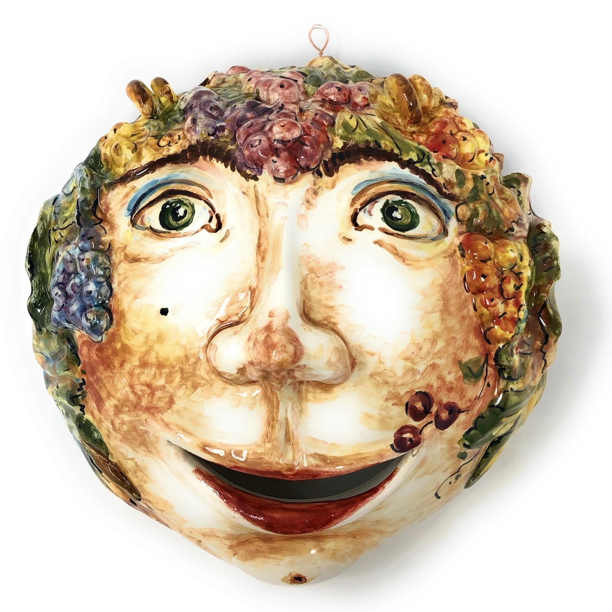 Mask Bacchus